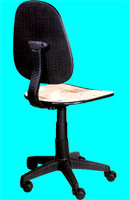 Semi-finished office chair IP-1208